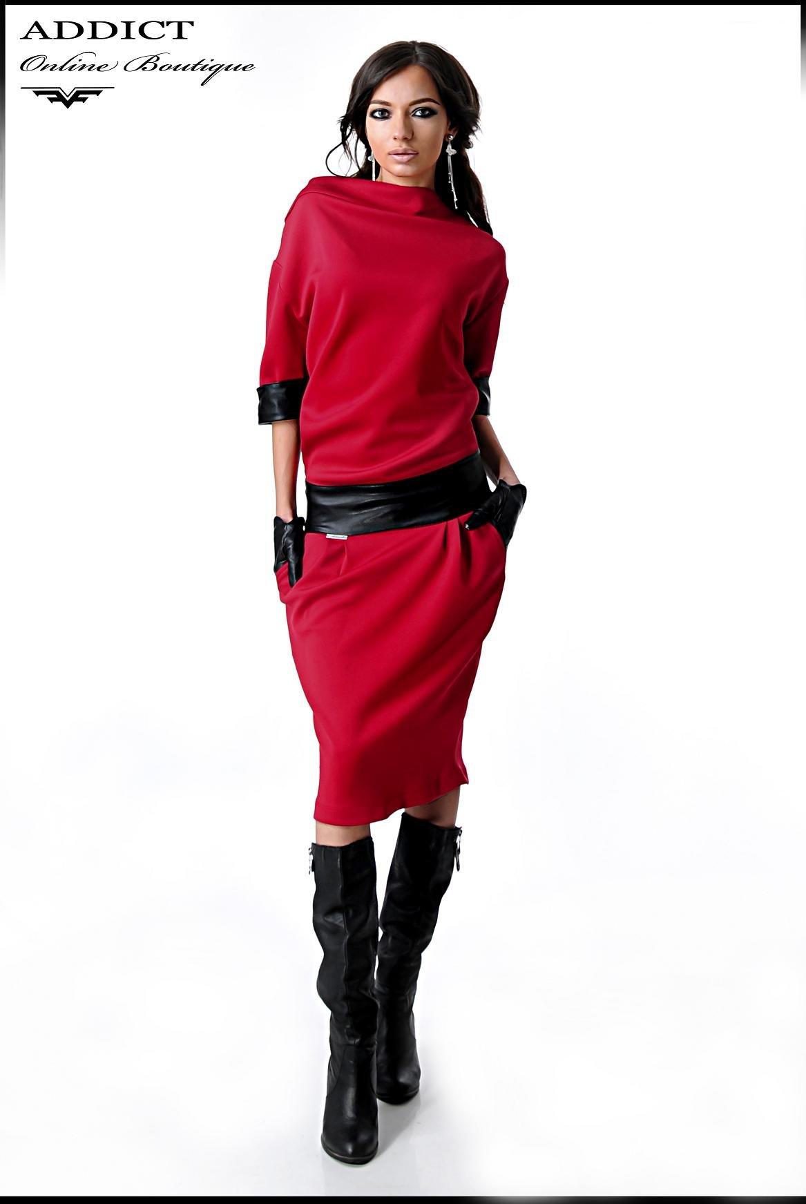 ALEXIS RED рокля официална