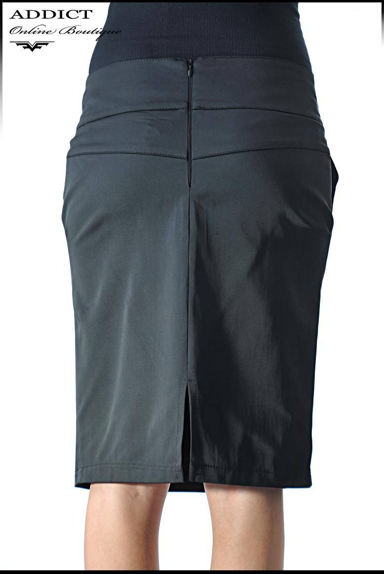 пока-skirt-black-addict-boutique.com