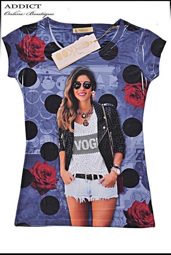 Стилна блуза BLOUSE 26 1