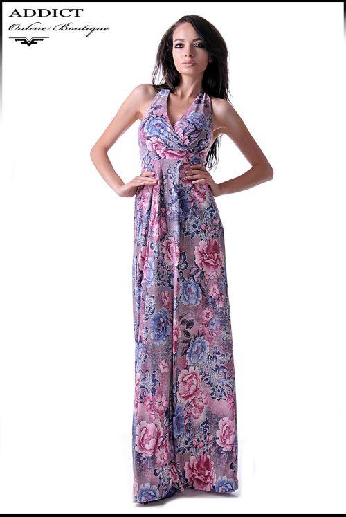 лилава рокля ANGEL 7 PURPLE