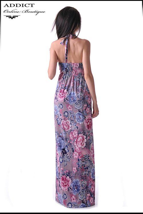 елегантна рокля ANGEL 7 PURPLE