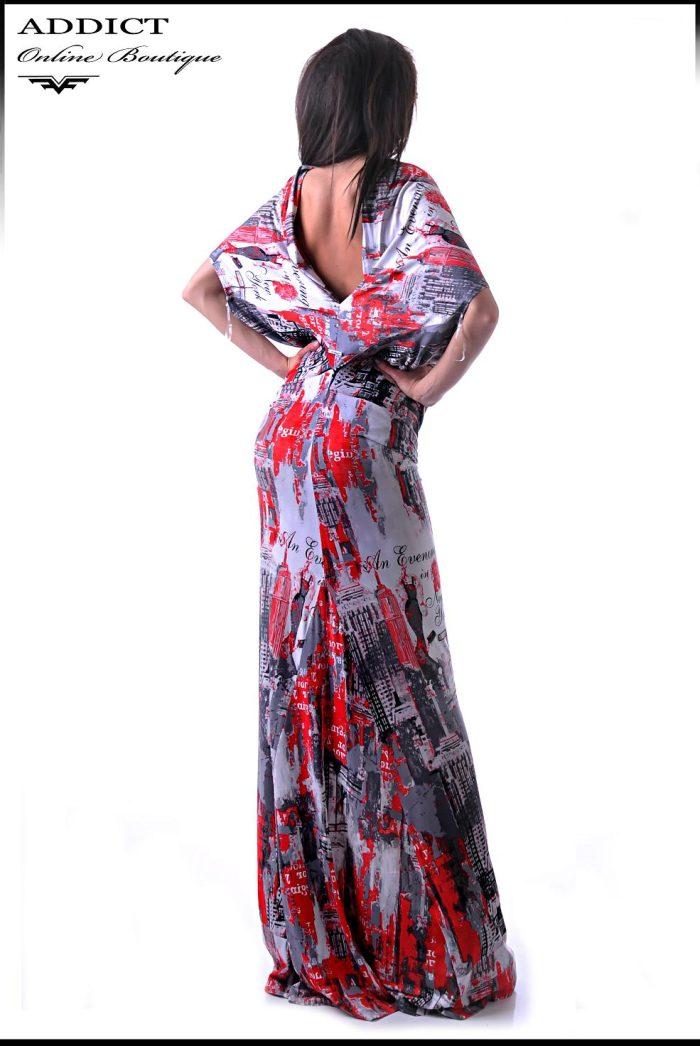 ежедневна рокля VANESSA GRAFFITI