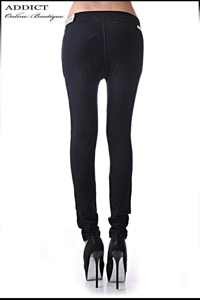 спортен гащеризон pants 15 черен