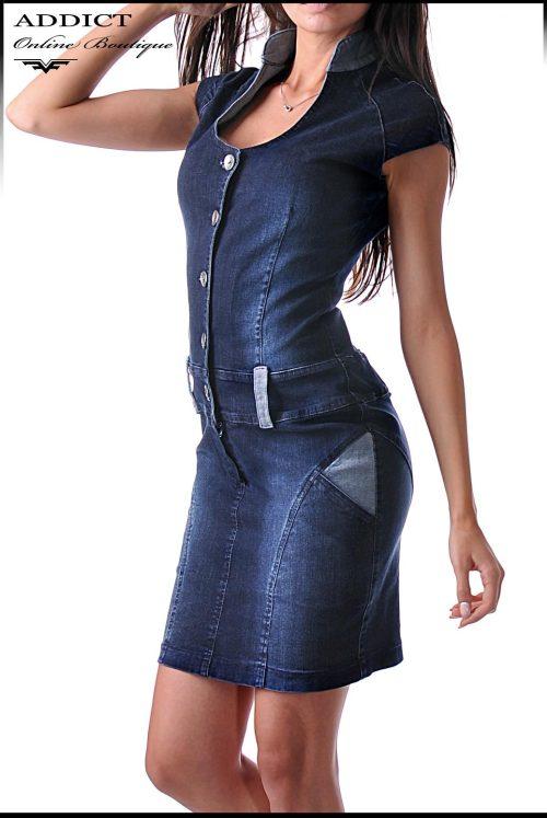рокля DRESS 3 фимейл фешън