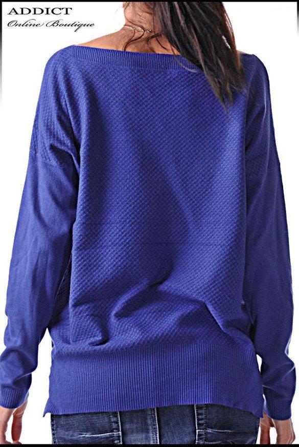 блуза blouse 36 синя