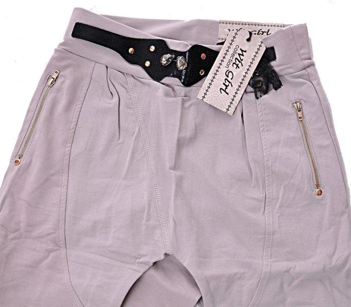 спортен гащеризон pants 15 бял