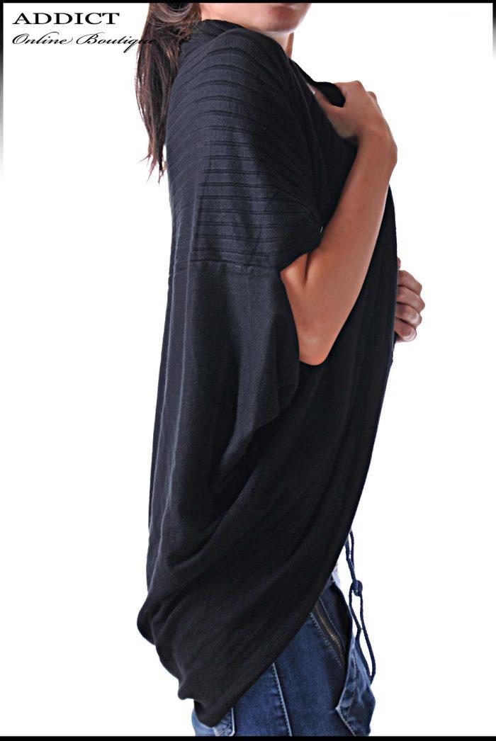 туника черна от female fashion