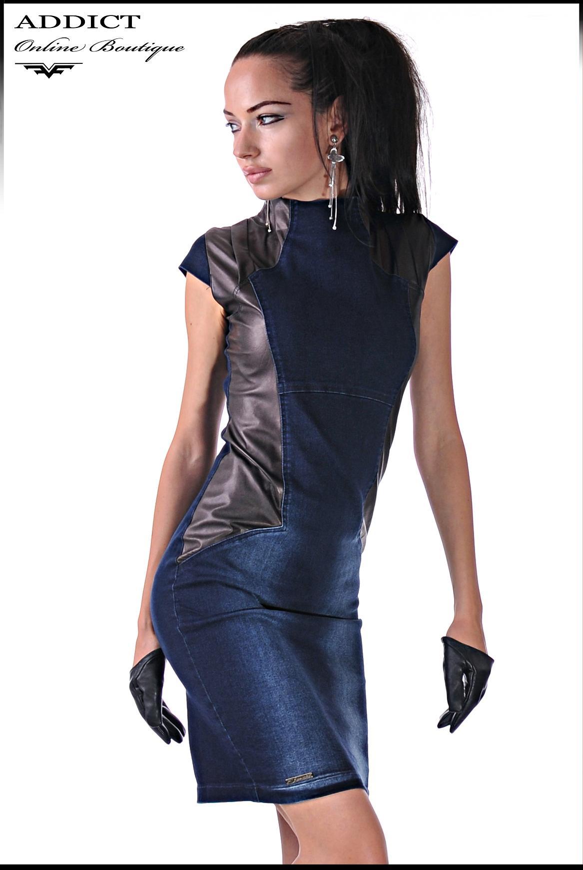 рокля за парти JULIA