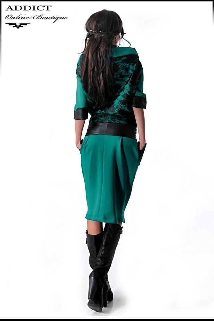 рокля ALEXIS TURQUOISE