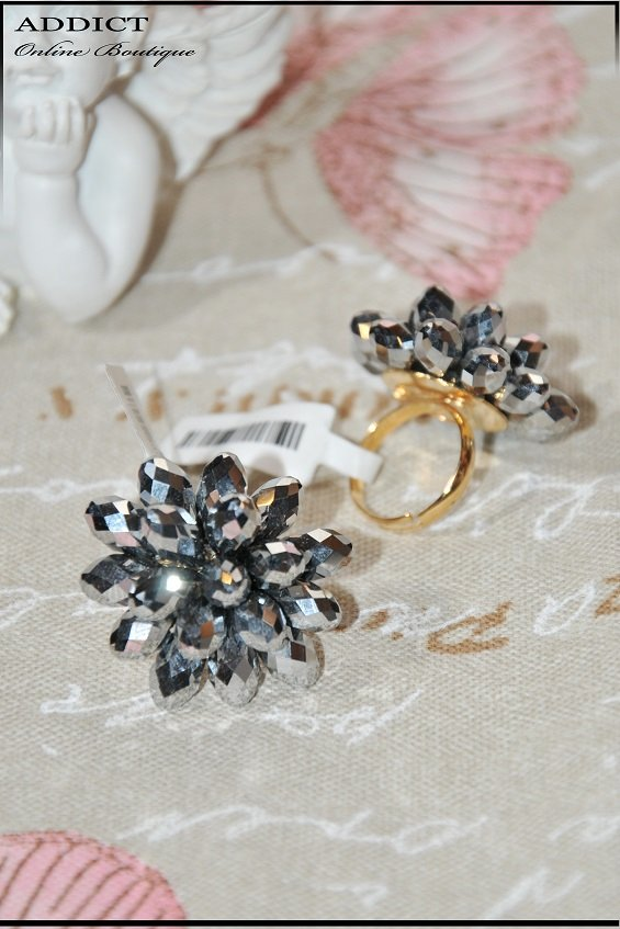 черен дамски пръстен 1