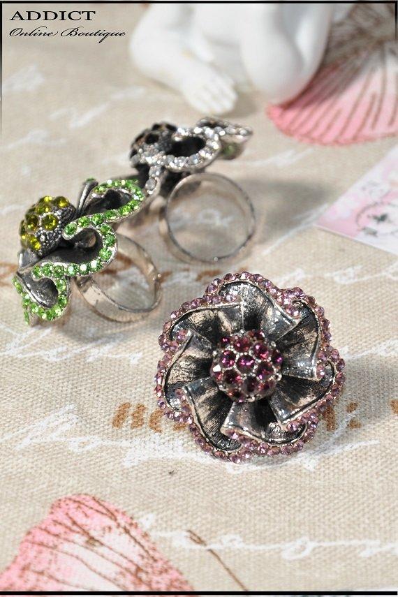 пръстен ring black 123 10 4