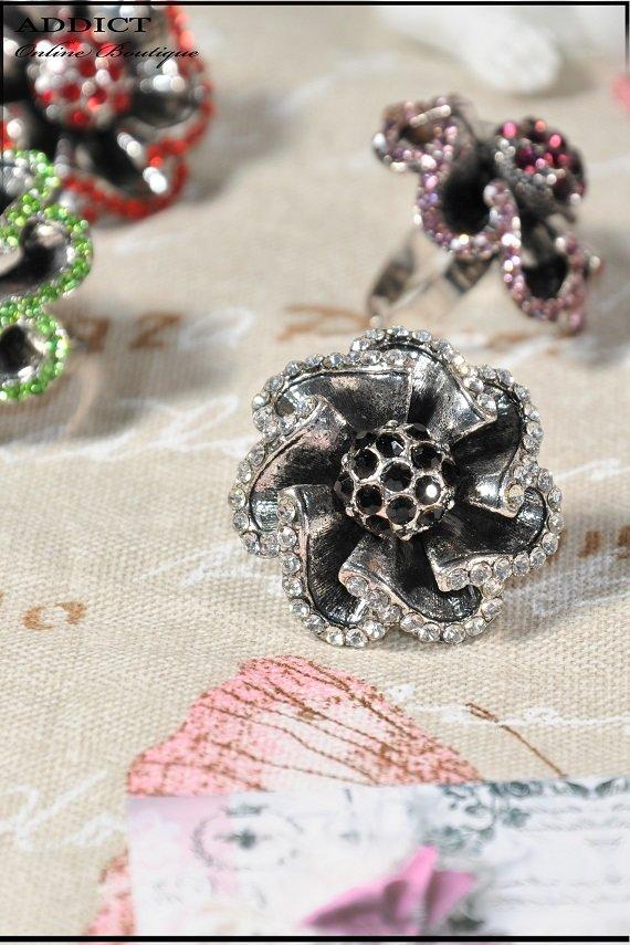 пръстен ring black 123 10 5