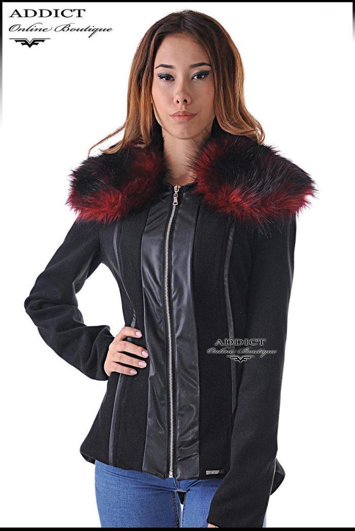 черно елегантно яке
