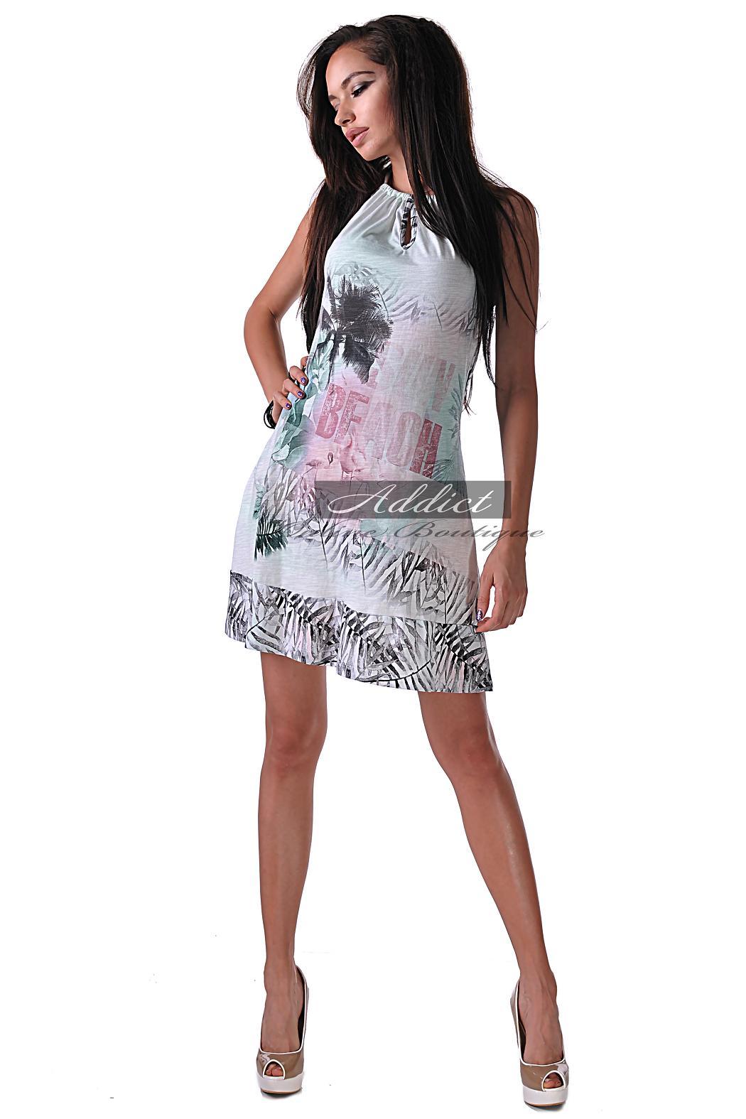 лятна памучна рокля