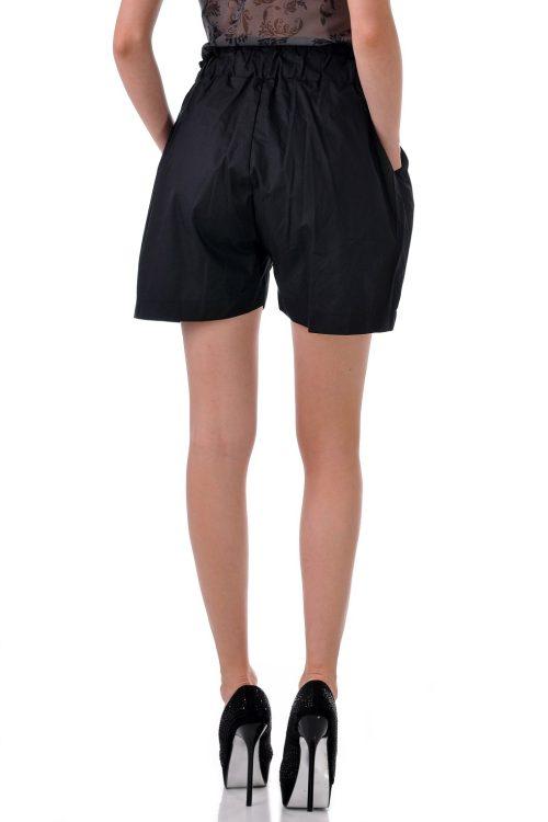 къси панталони адикт бутик черно летни