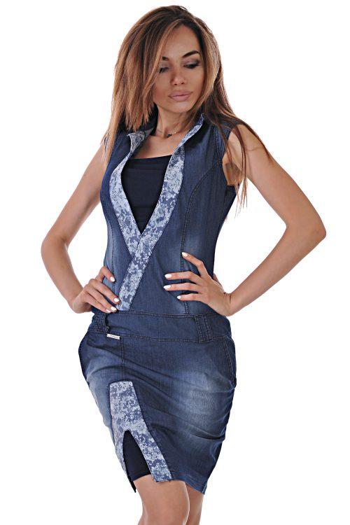 Дънкова рокля