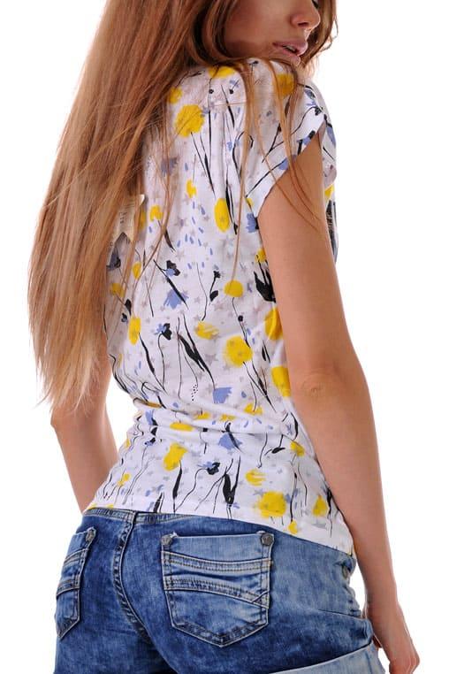 блузка лятна от памук адикт