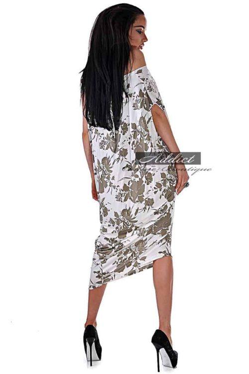 лятна рокля свободна кройка адикт бутик