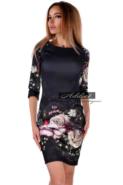 рокля българска черна адикт