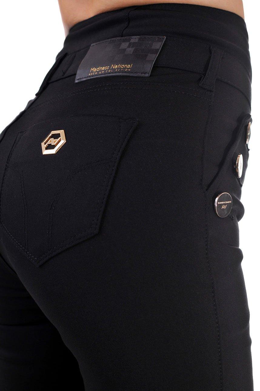 висока талия дамски панталон