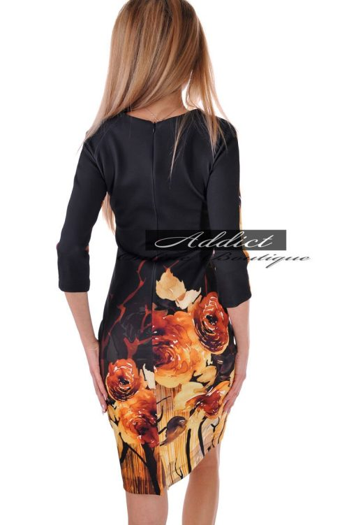 рокля черна българска адикт
