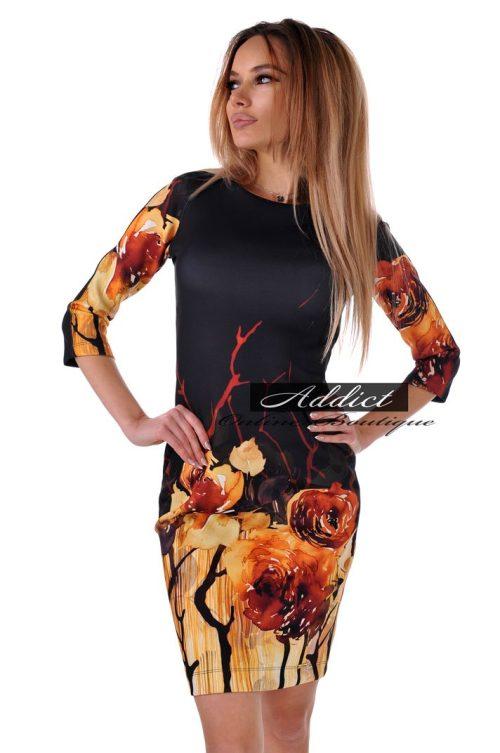 рокля ежедневна черна българска