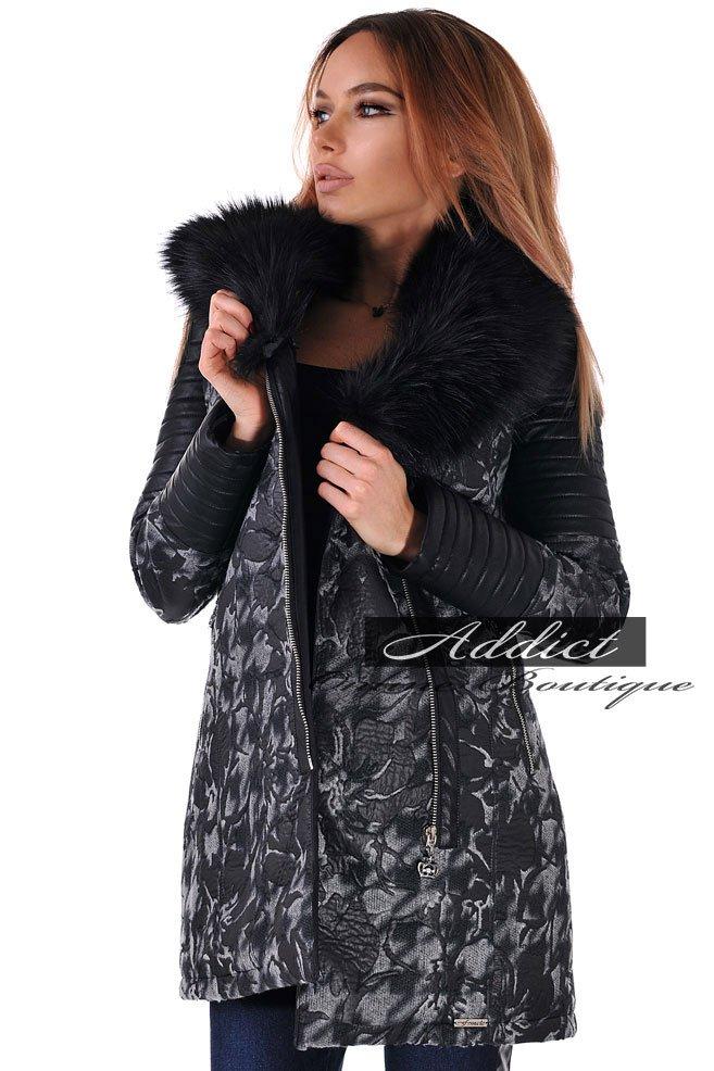 палто зимно дамско българско бг адикт