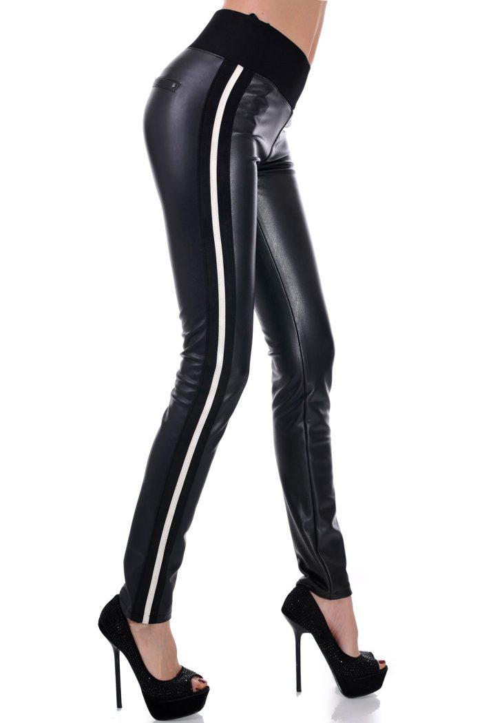 панталон дамски черен
