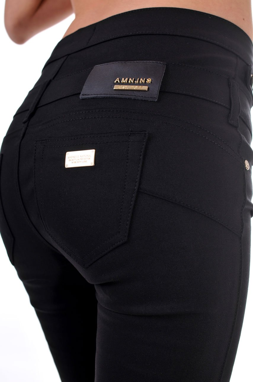 панталон черен чарлстон