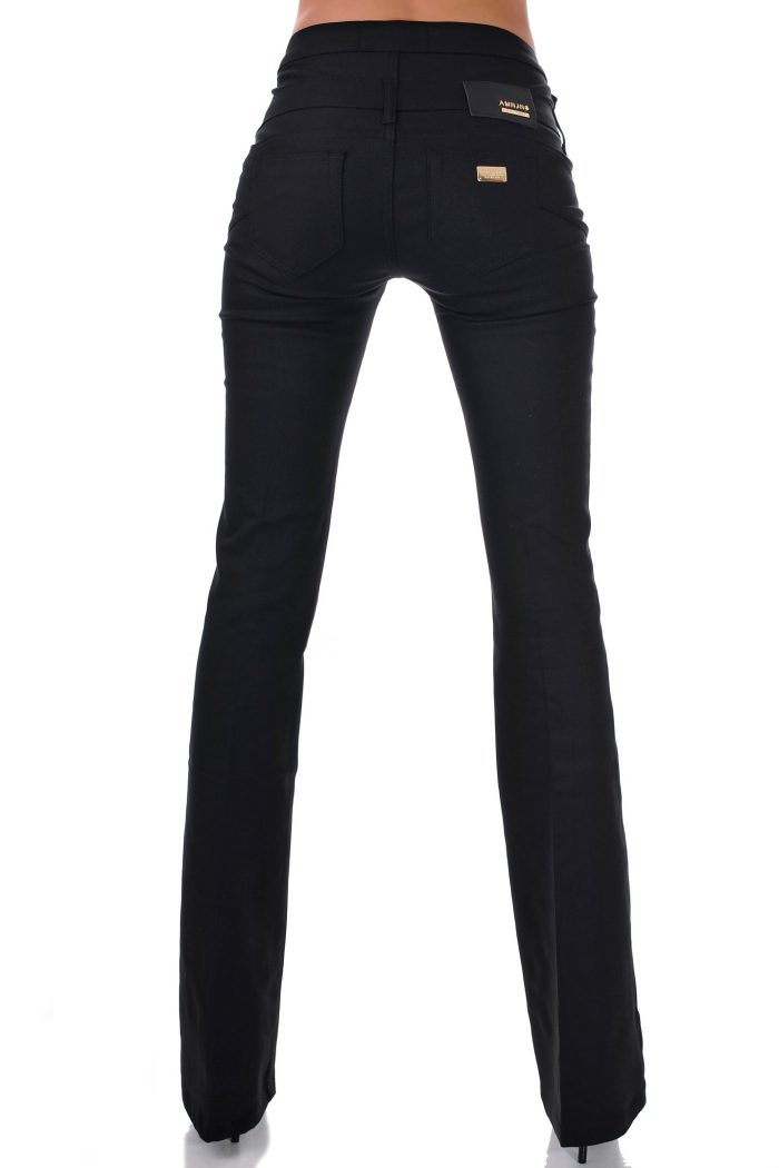 панталон адикт бутик черен