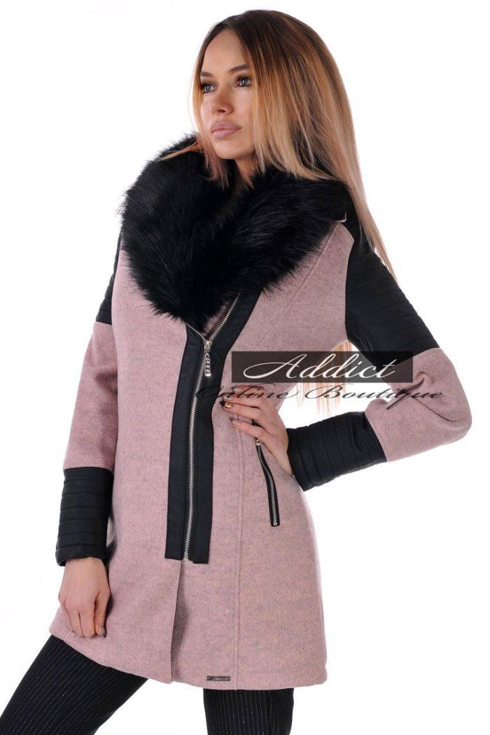 адикт палто зимно