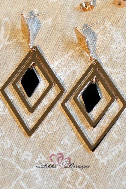 обици метални стомана