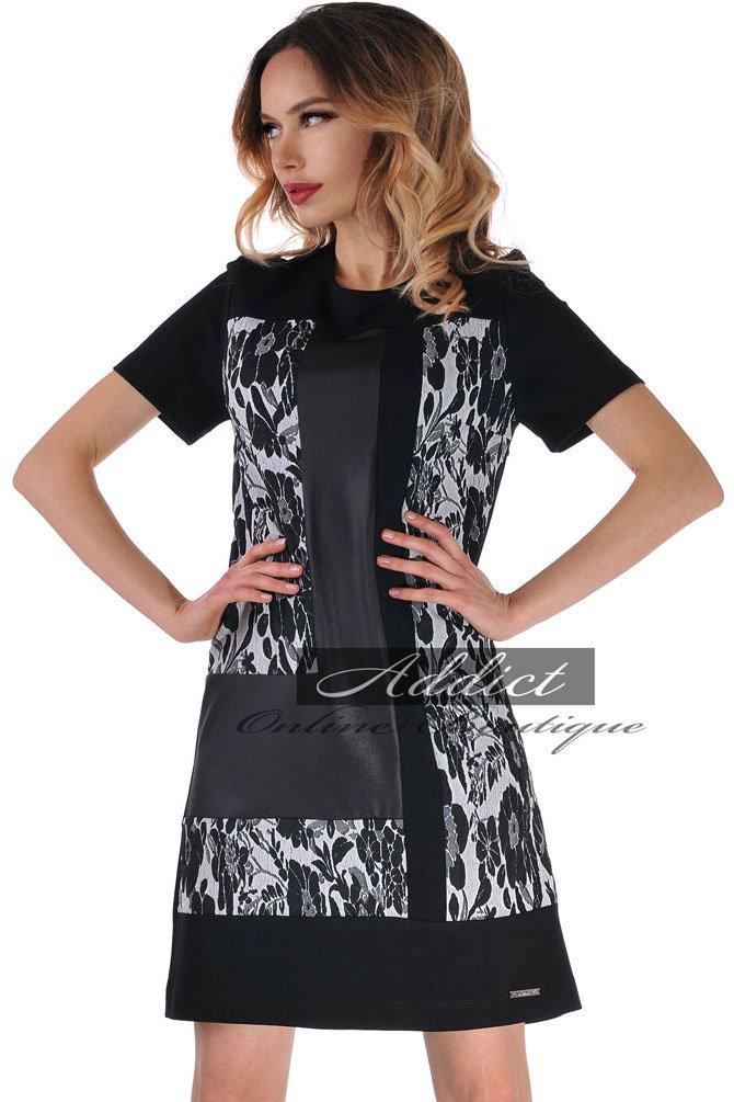 рокля българска от жакард