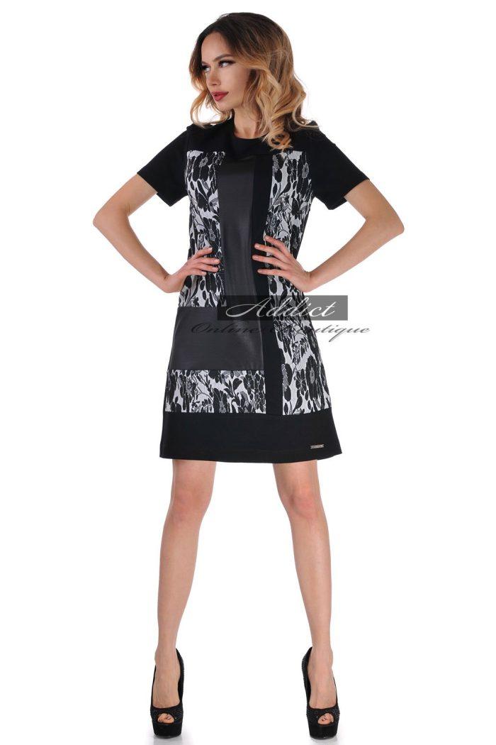 рокля пт жакард
