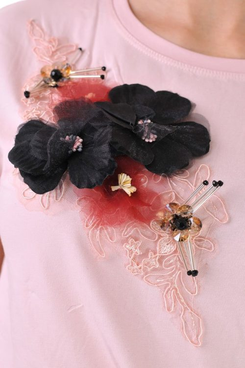 блуза с набор лятна