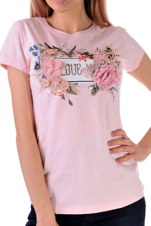 дамска лятна тениска