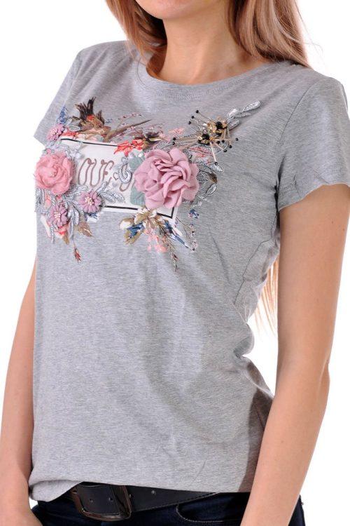 тениска пролетно лятна