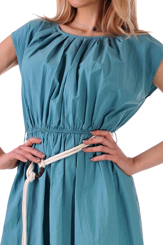 рокля под коляното