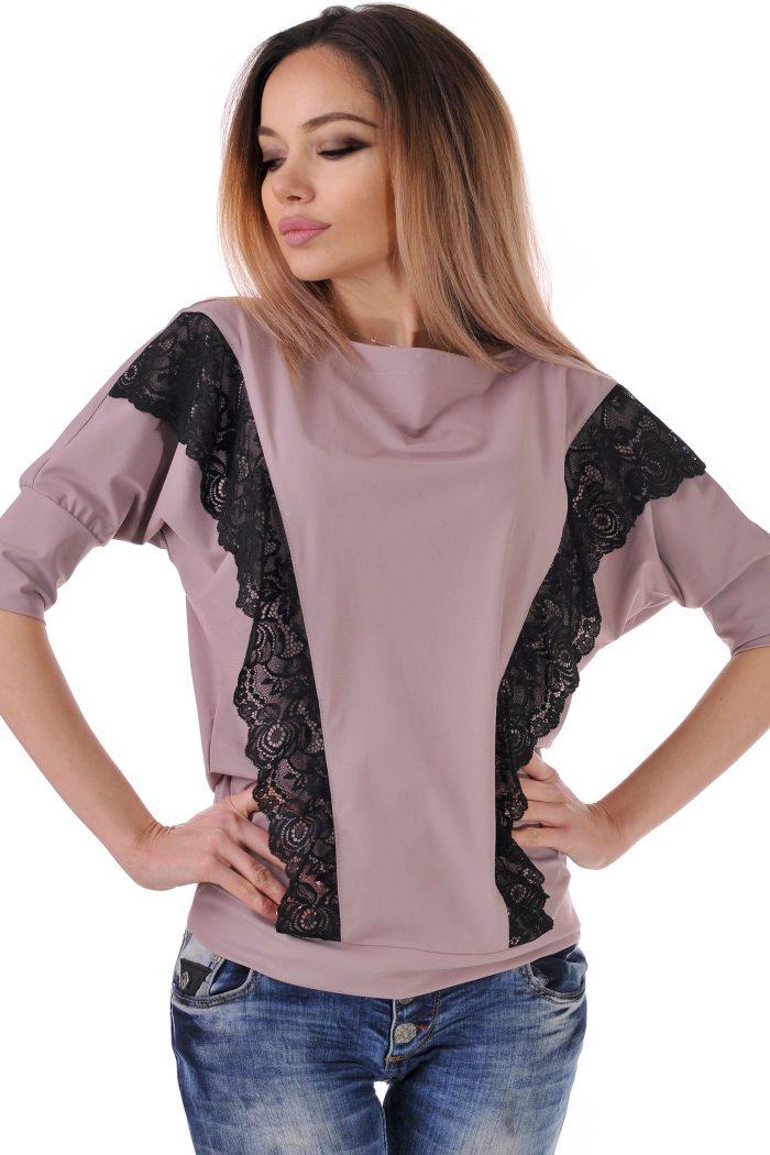 блуза дамска лятна