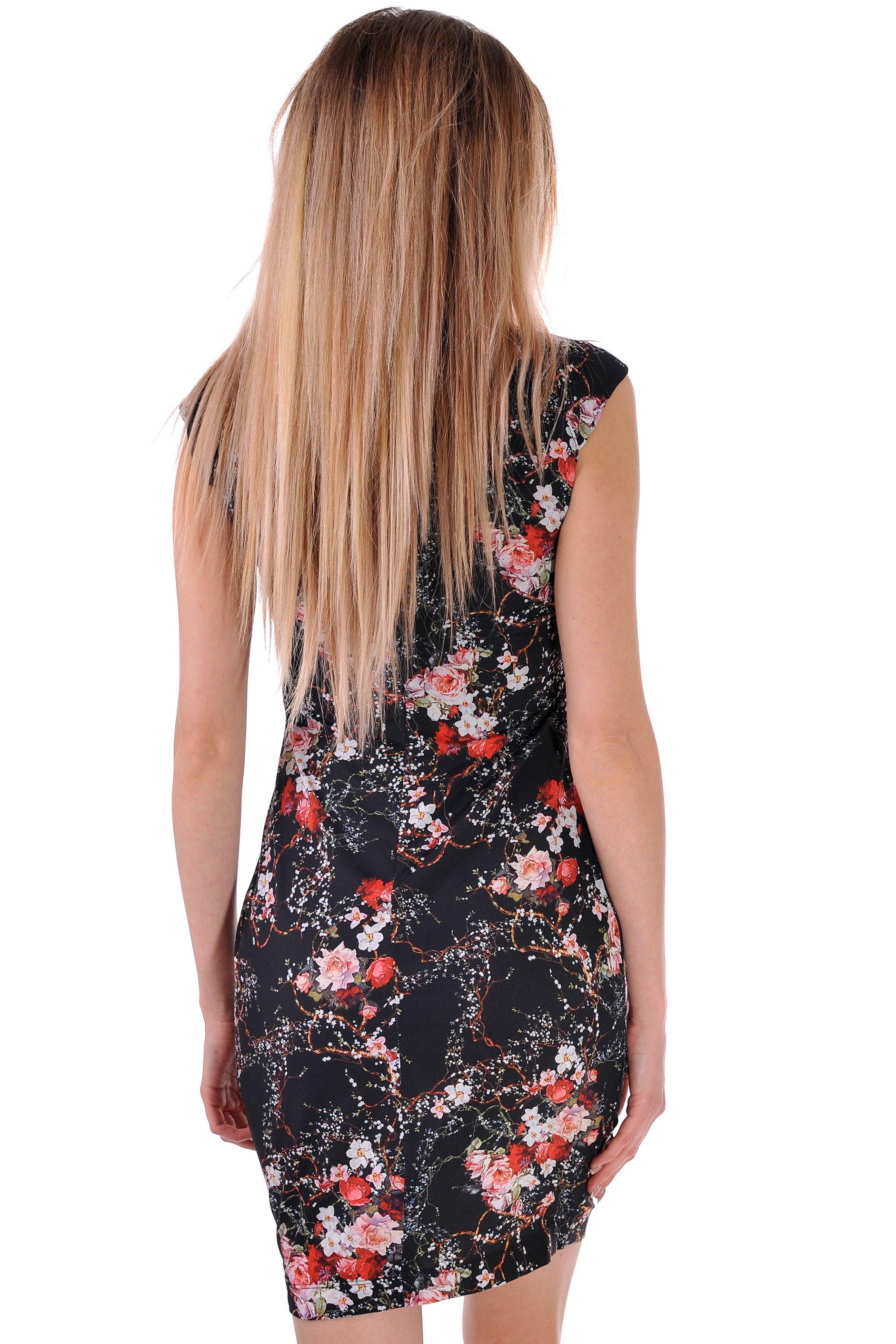 рокля на цветя