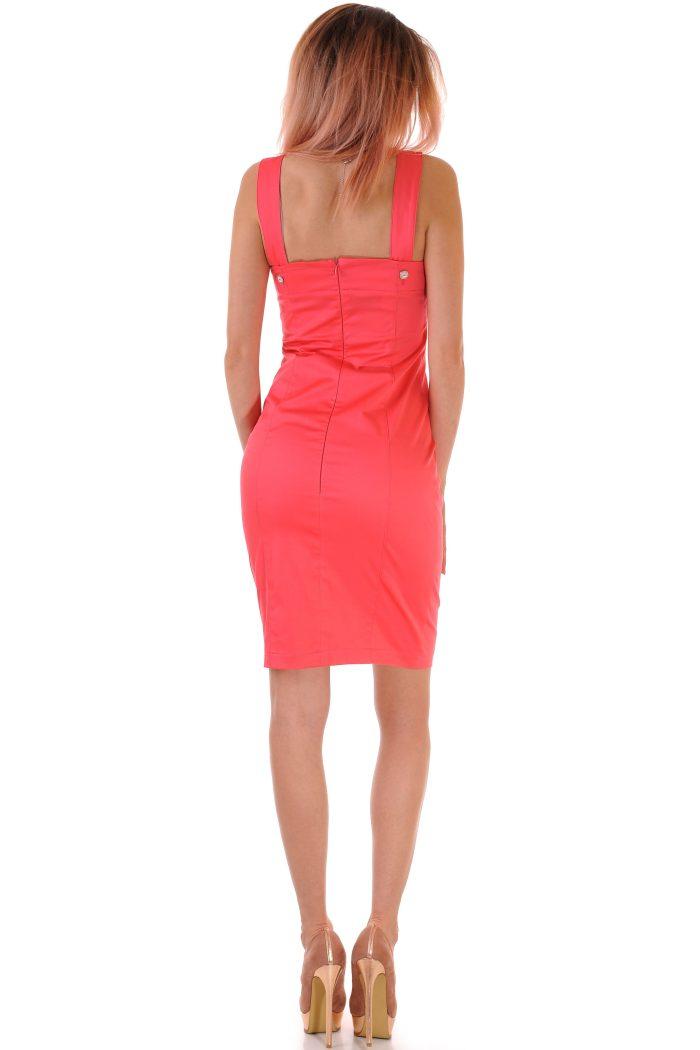 къса рокля лято