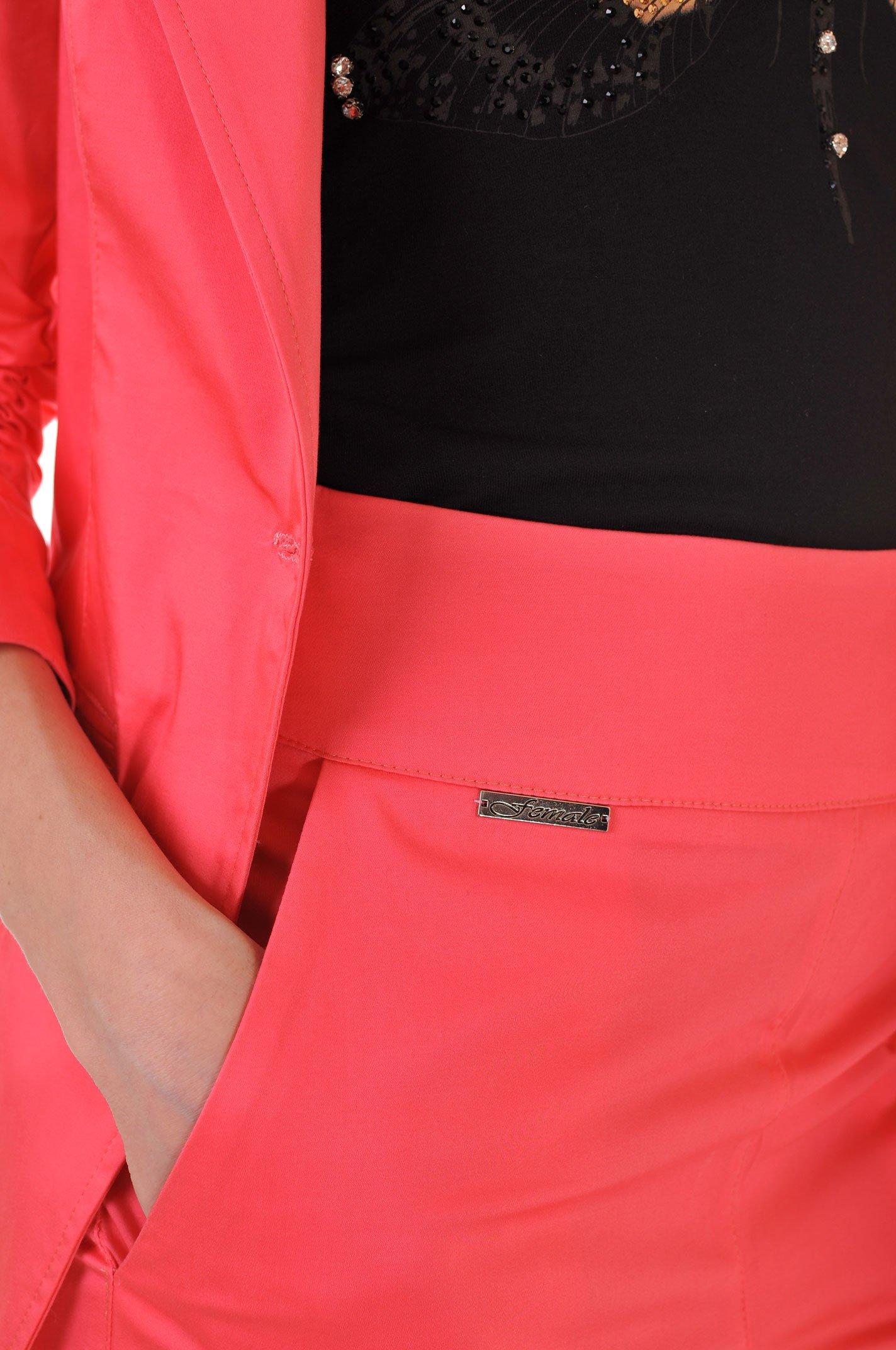 розов топ с къси панталонки