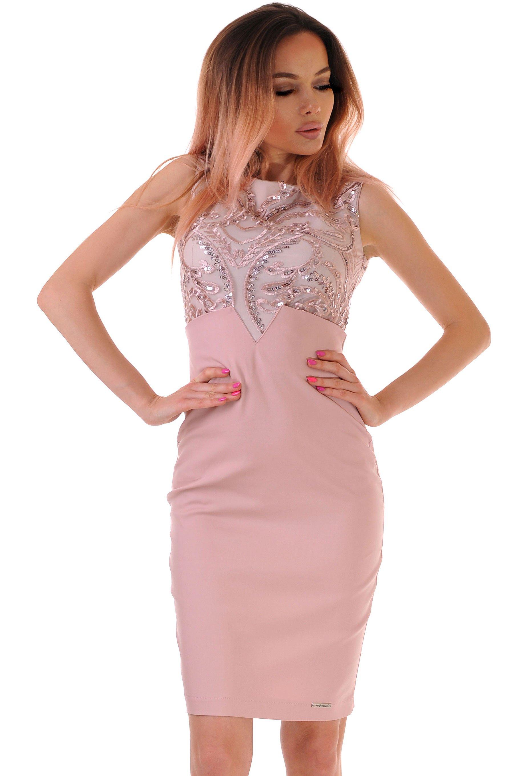 луксозна рокля