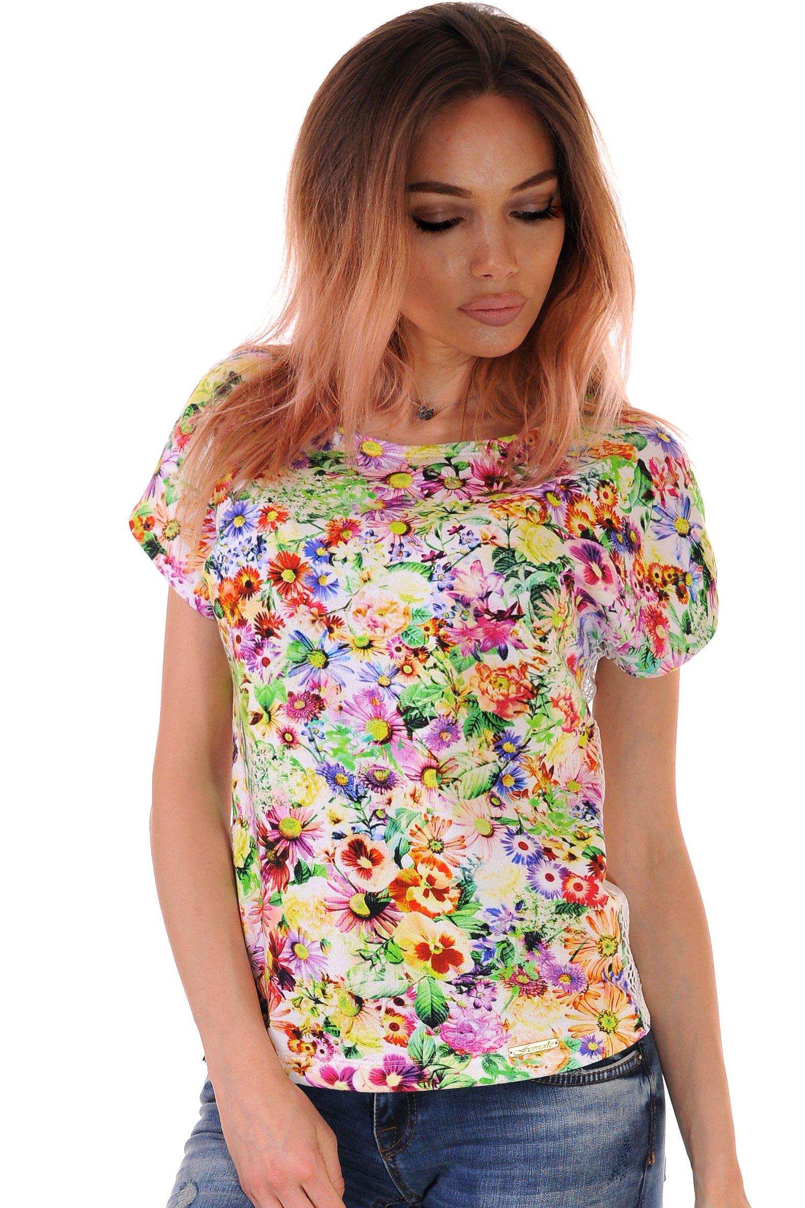 блуза дамска лято