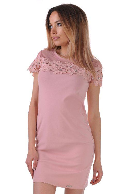 рокля българска пудра