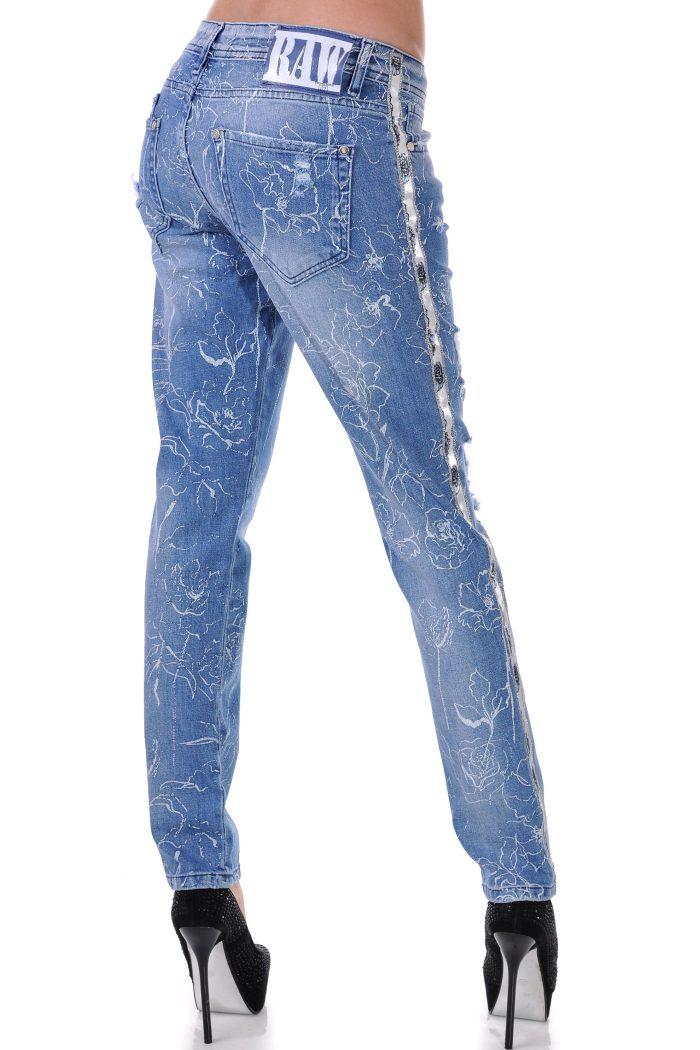 деним сини дънки