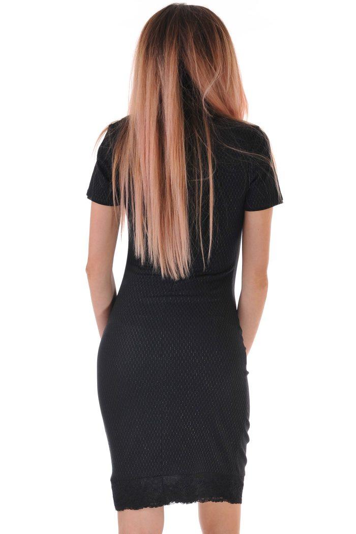 черна рокля дамска