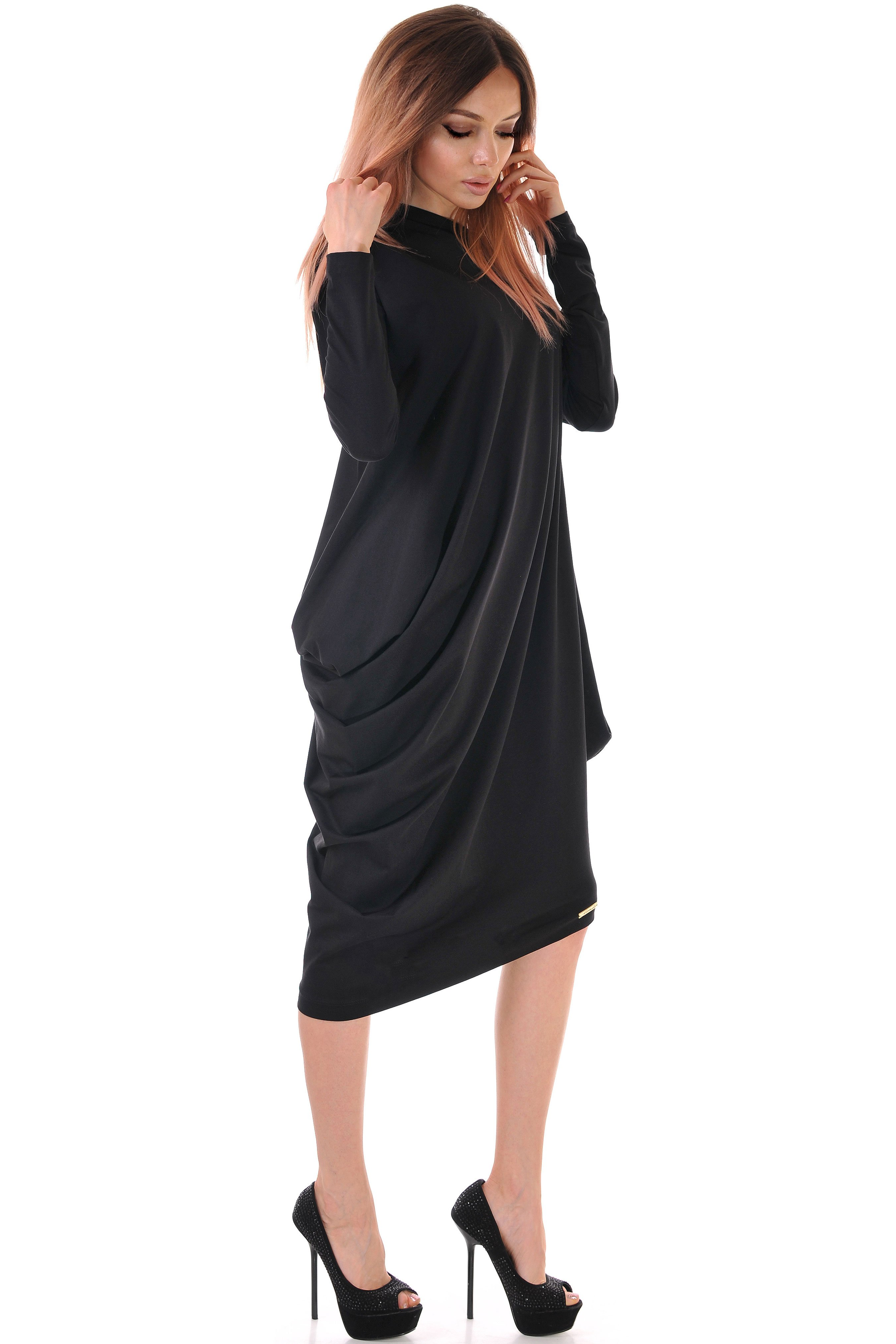 туника рокля с ръкави