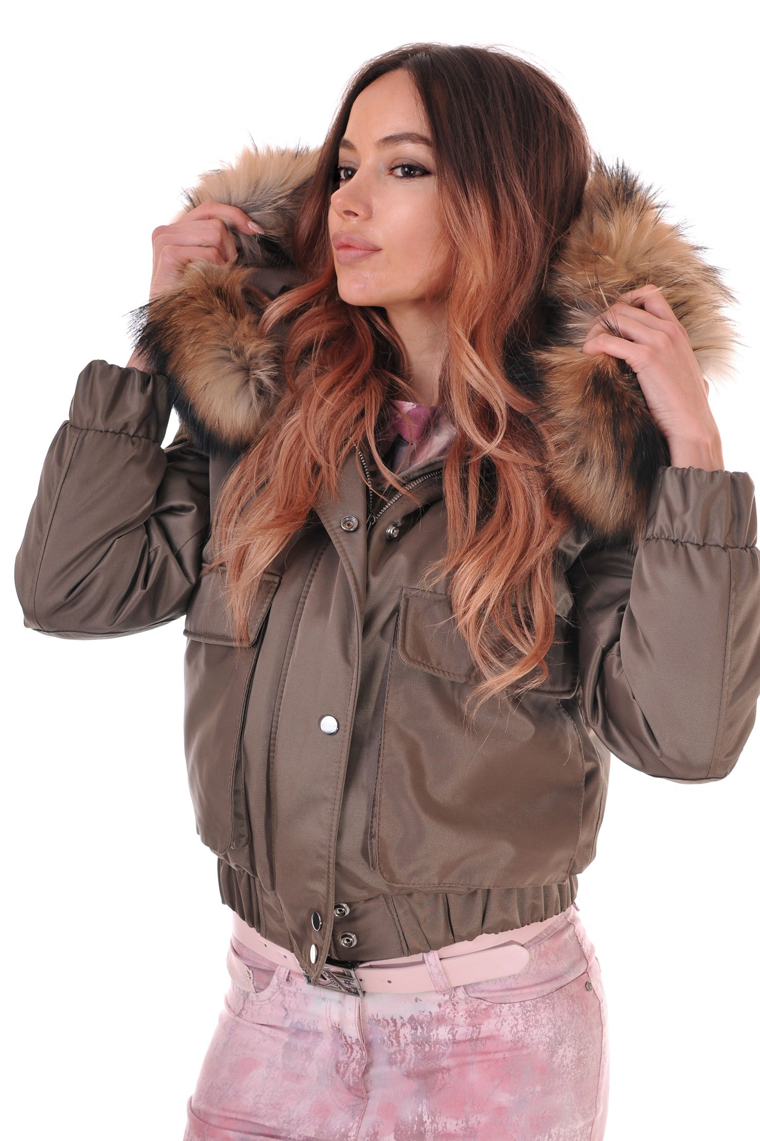 палто яке парка