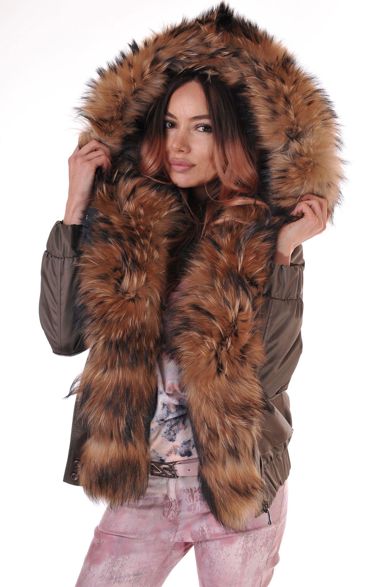 палто лисица